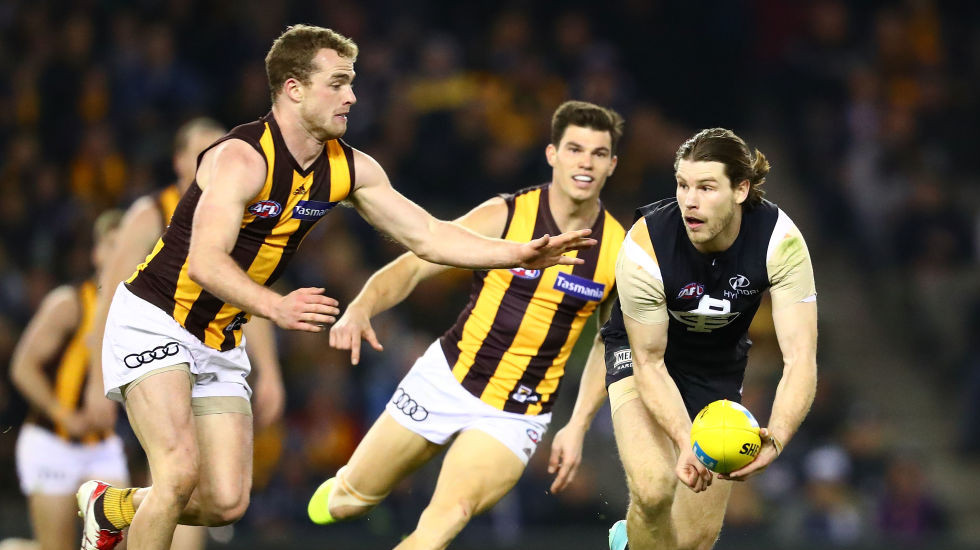 Tale of the tape for your AFL team in 2018: Hawthorn